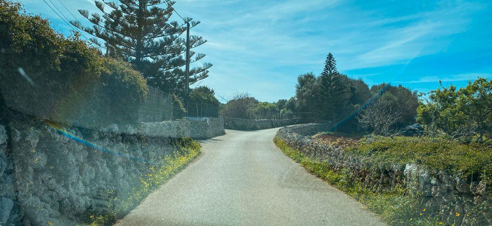 carretera de menorca