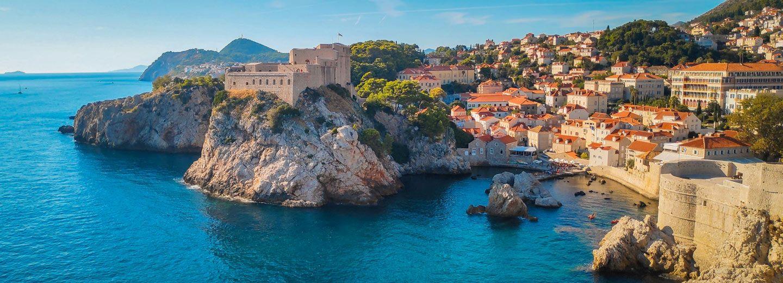 Castillo de Dubrovnik, croacia