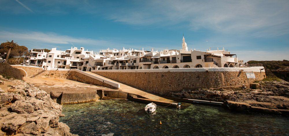Un dels 5 millors pobles de Menorca és Binibeca
