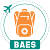 Logo oficial baestravel