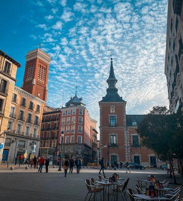 Los edificios que te encuentras en tu visita a Madrid en tres dias