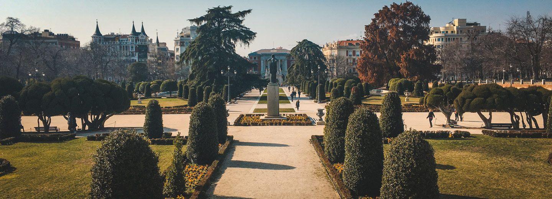 Visita al parque del retiro de Madrid en 3 días