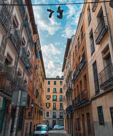 El auténtico barrio de Lavapies durante nuestra visita a Madrid en 3 dias