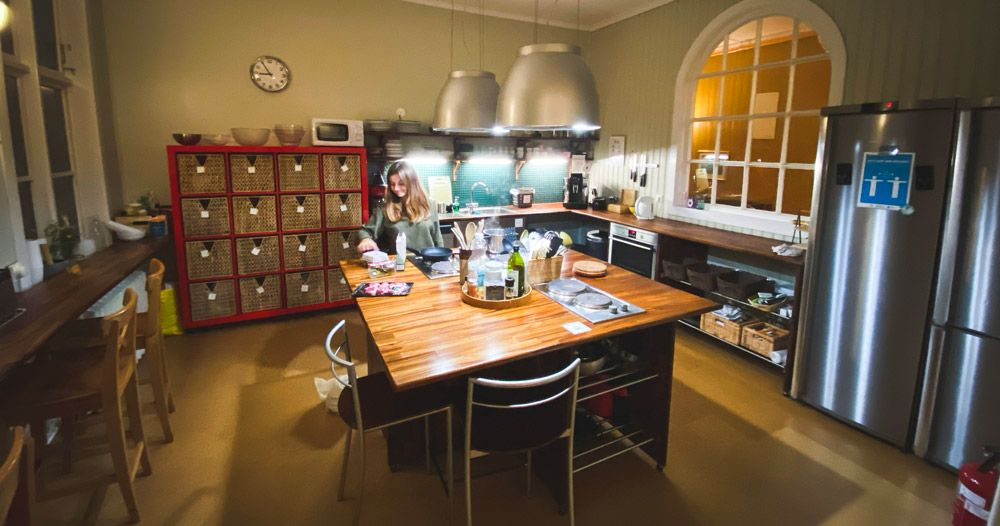 el presupuesto de tu viaje a Islandia será mucho menor si te hospedas en un guesthouse