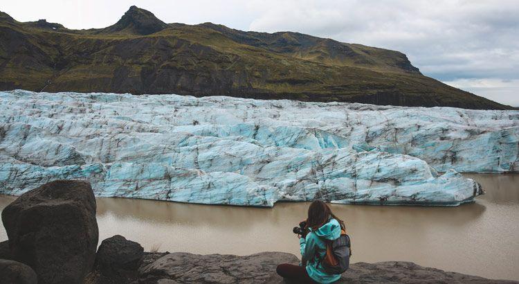 La mejor epoca para realizar excursiones a las cuevas de hielo de islandia