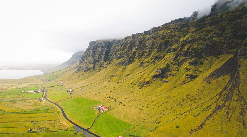 Foto de la densidad de nuestra guía de viaje a islandia