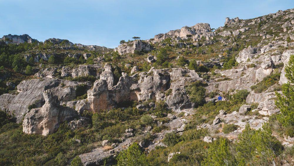 ruta per les coves del perelló