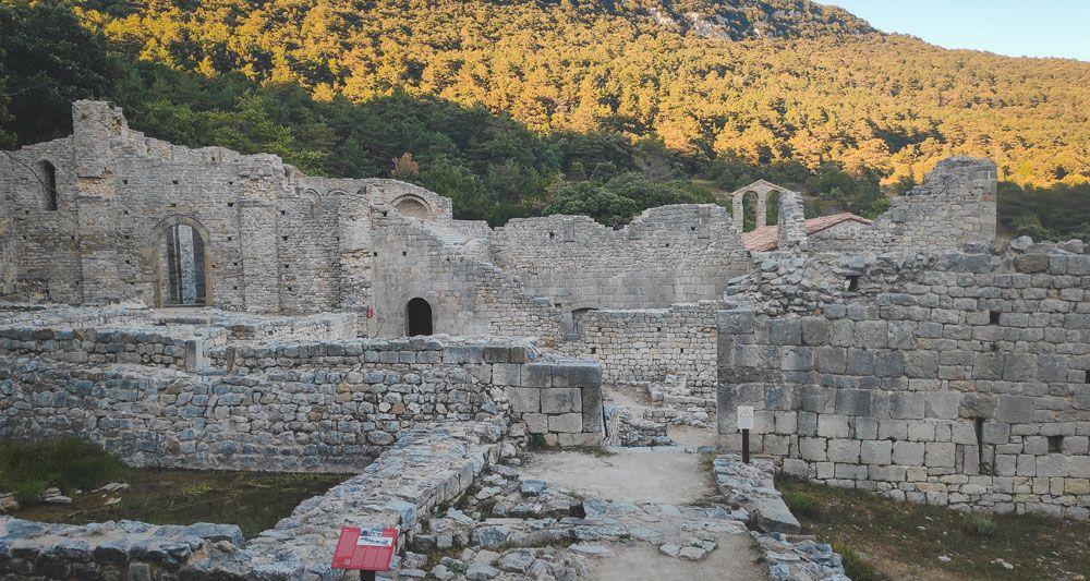 Visita al Monasteri de Sant llorenç dels Sous
